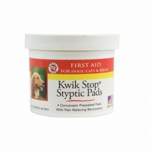 Kwik Stop Styptic Pads - Pads - Miracle Care - Miracle Corp