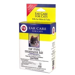 Ear Mite Treatment Kit for Cats - Kit - Miracle Care - Miracle Corp